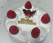 当選その後 〜ケーキ